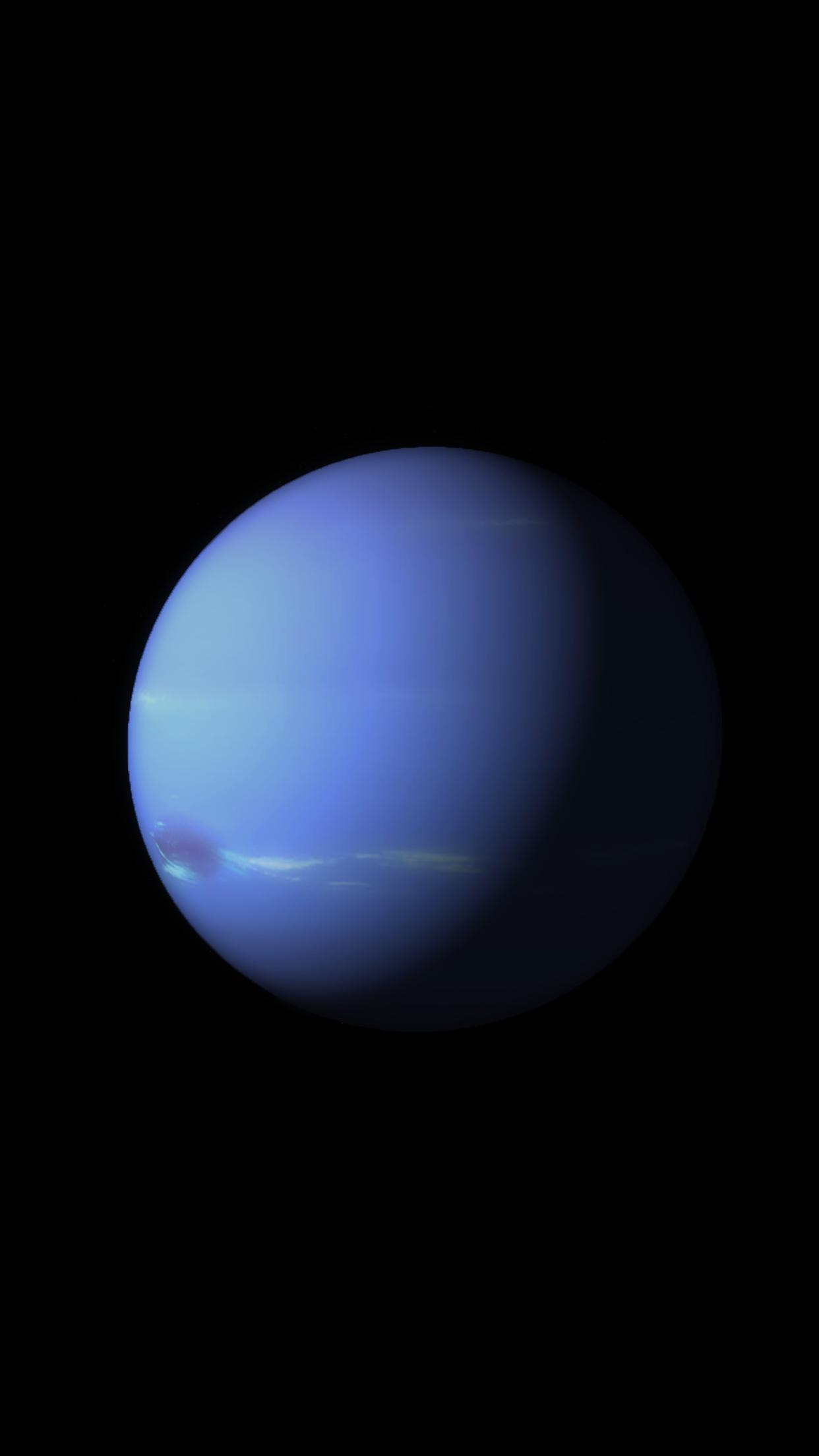 Uranus Android Wallpaper