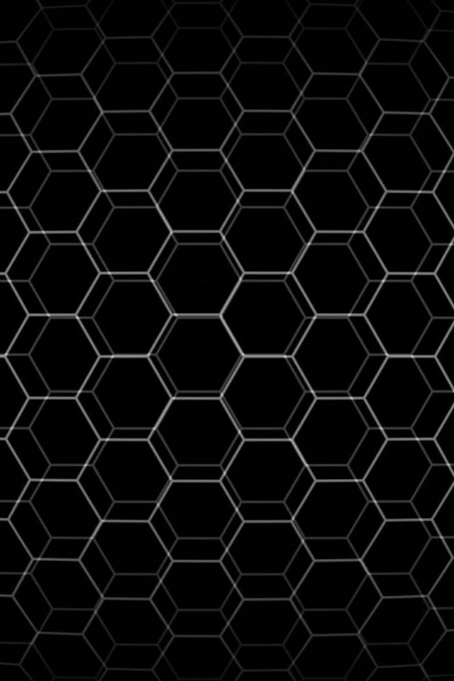 Abstract Hexagon Android wallpaper