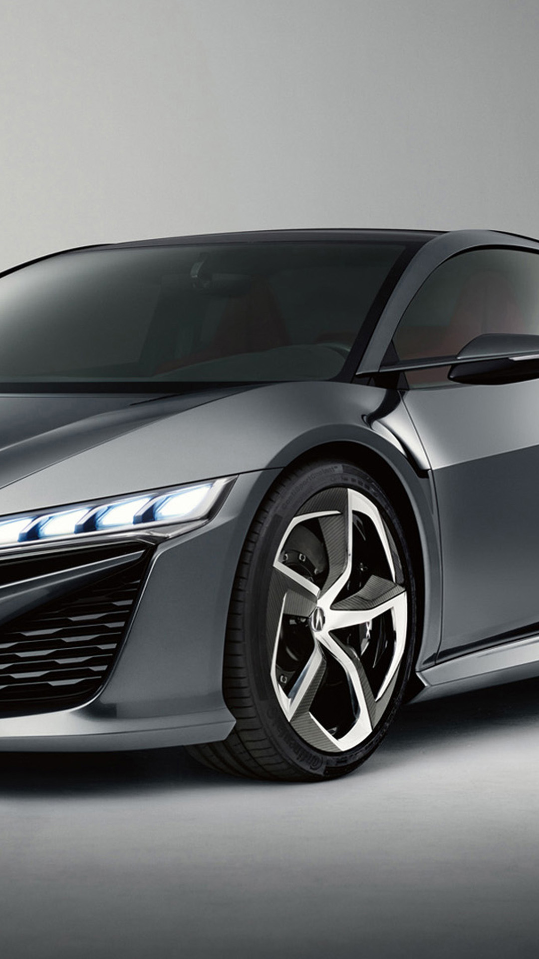 Acura Sports Car Android wallpaper
