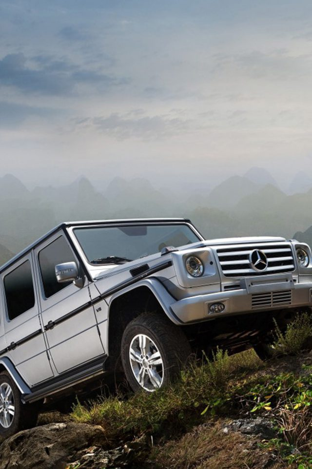Cool Benz Off Road Android wallpaper
