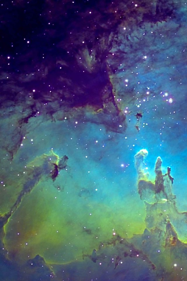 Fantasy Nebula Space Android wallpaper