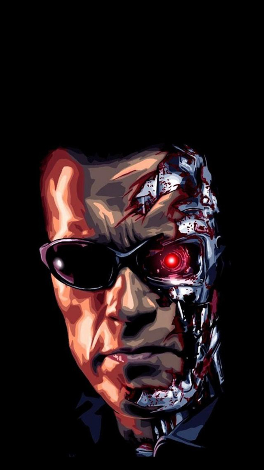 Terminator Android Wallpaper