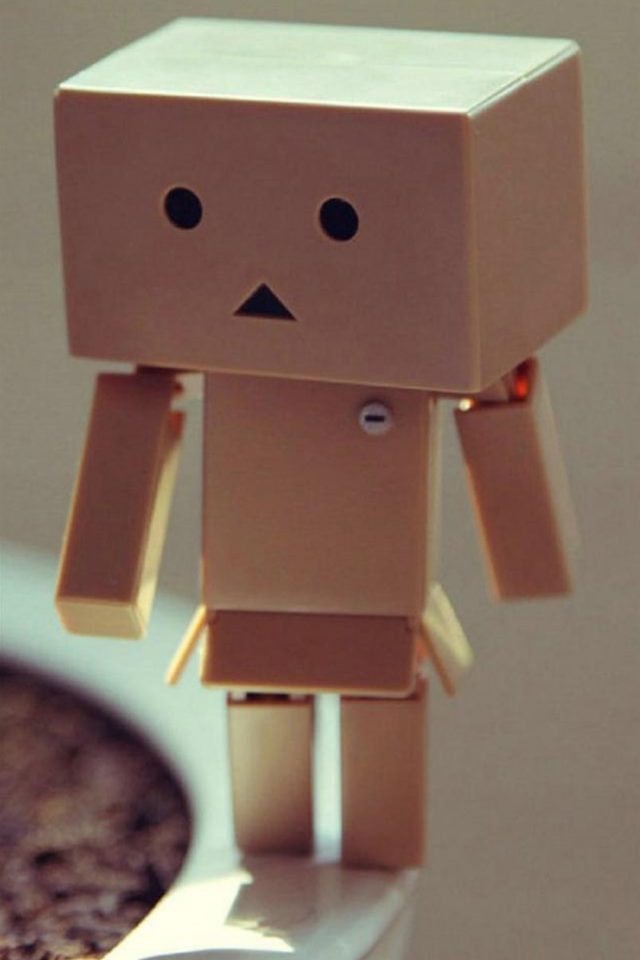 Danbo Android wallpaper