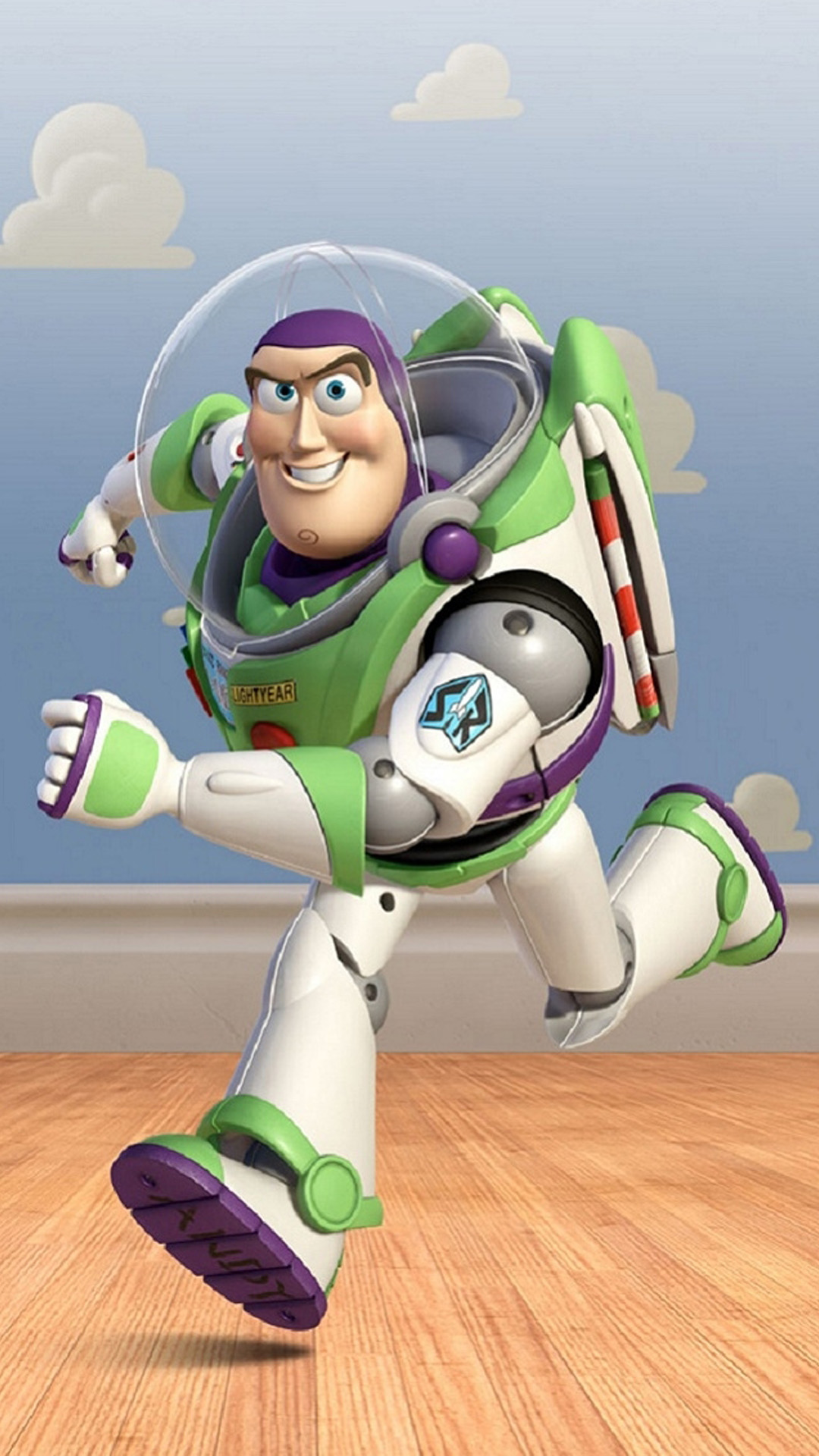 Toy Story Buzz Lightyear Android wallpaper