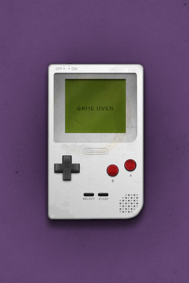 Game boy iPhoen Wallpaper Android wallpaper