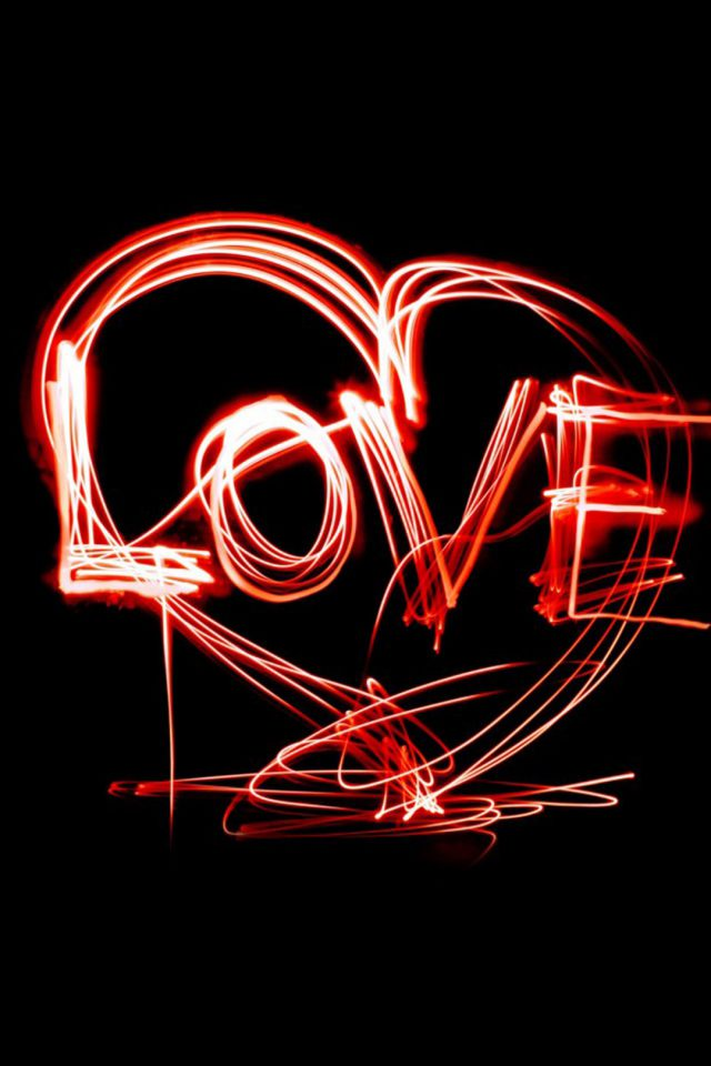 Love Photo Android wallpaper