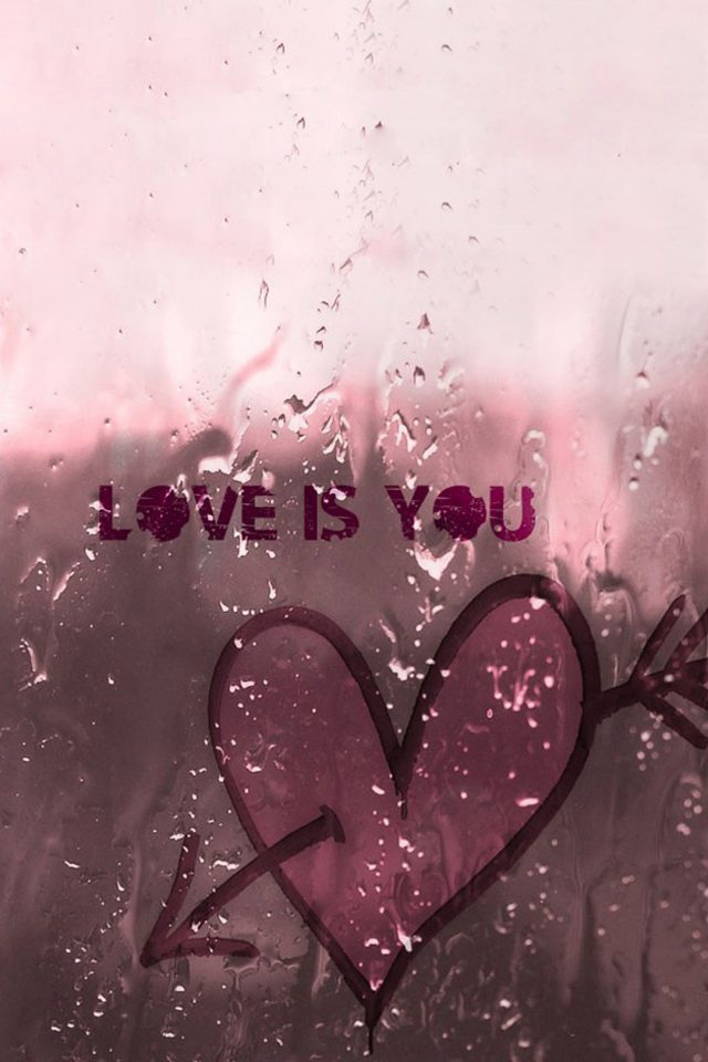 Love is You Android wallpaper