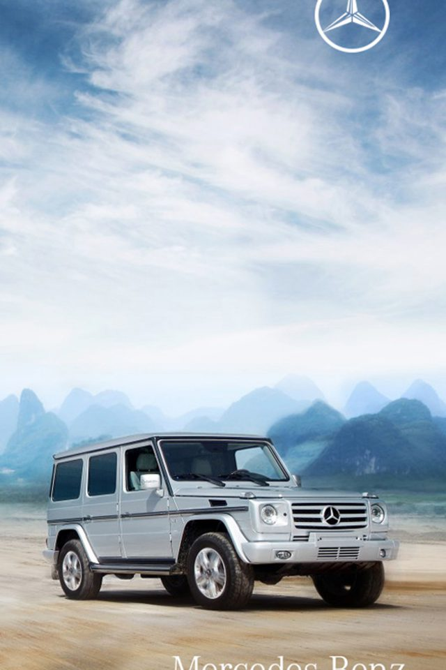 Mercedes Benz Android wallpaper