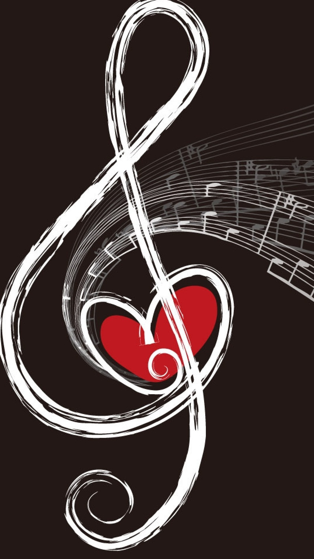 music love android wallpaper - android hd wallpapers