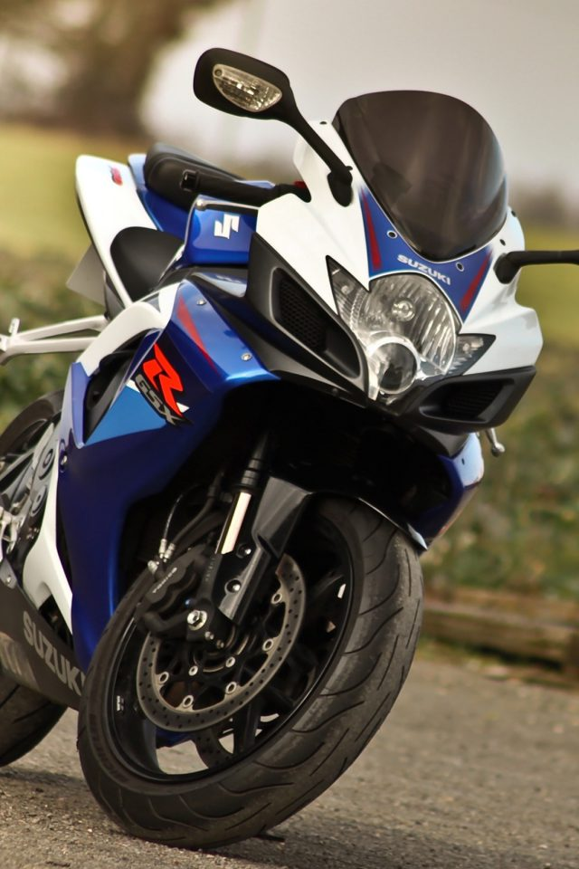 Suzuki Motorcycle Android wallpaper