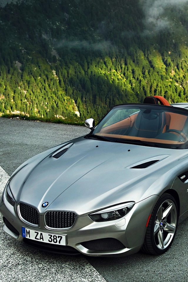 The Latest BMW Sports Cars Android wallpaper