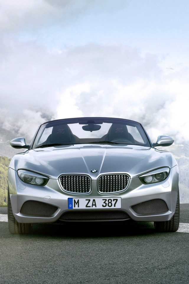 The New BMW Sports Car Android wallpaper