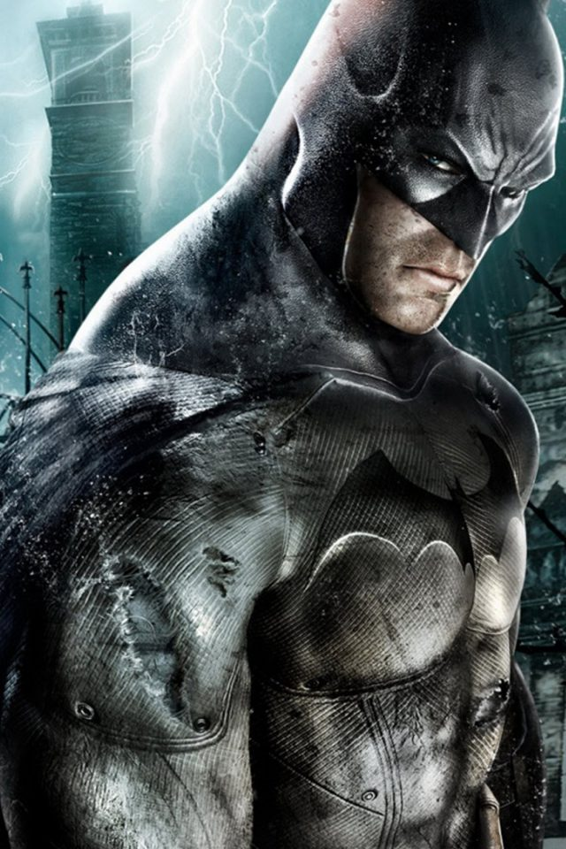 Batman Arkham City 2 Android wallpaper