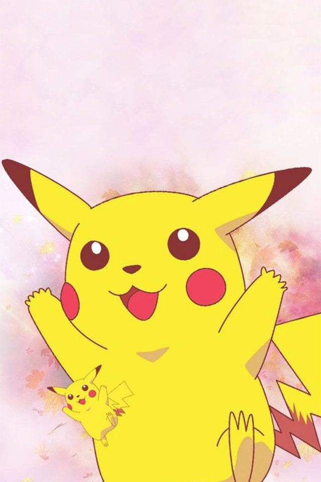 Pikachu Android wallpaper