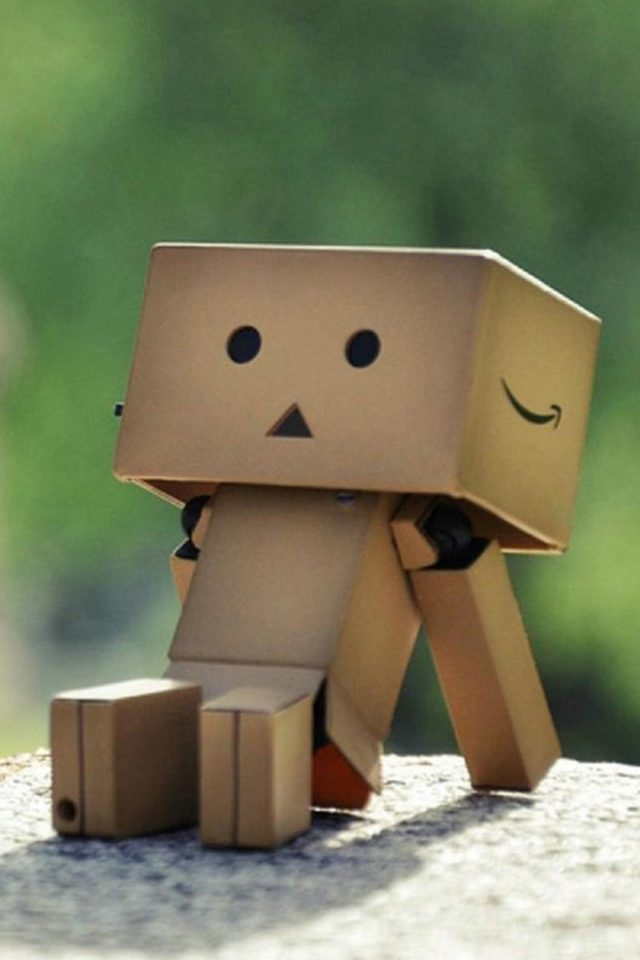 Amazon Danbo Android wallpaper