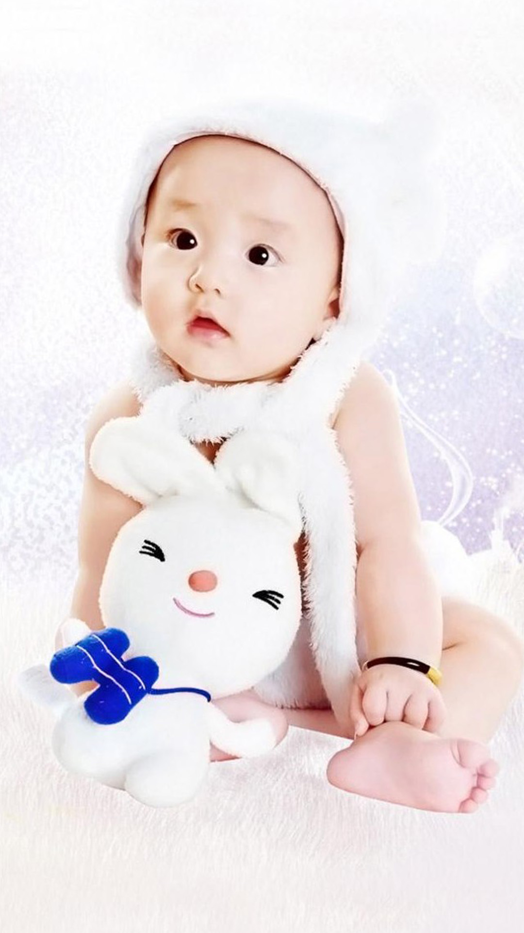 cute baby asian android wallpaper - android hd wallpapers