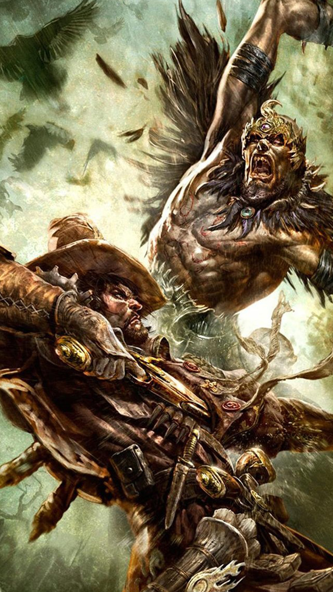 Warhammer Online Android wallpaper