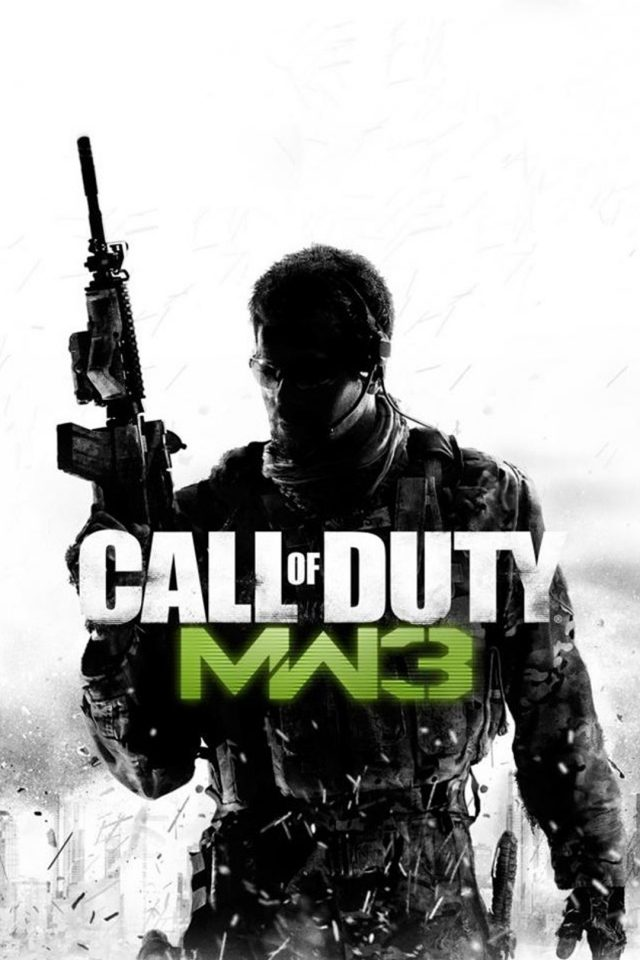 Call of Duty MW3 Android wallpaper