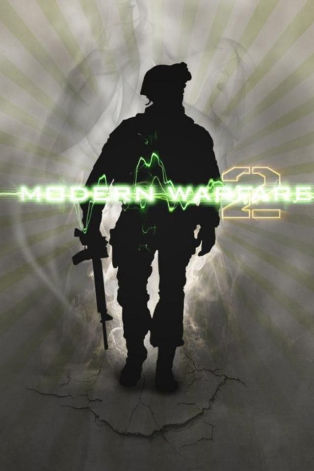 Modern Warfare 2 Soldier Android wallpaper