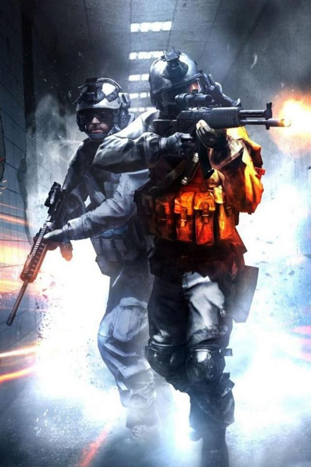Battlefield Android wallpaper