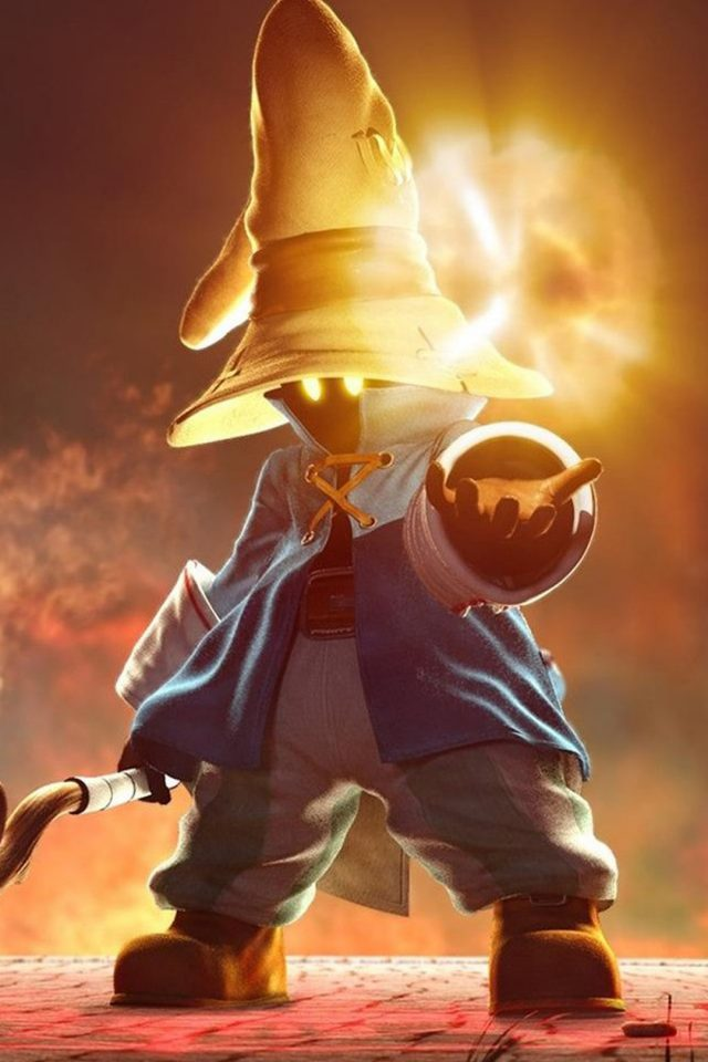 Final Fantasy IX Art Android wallpaper