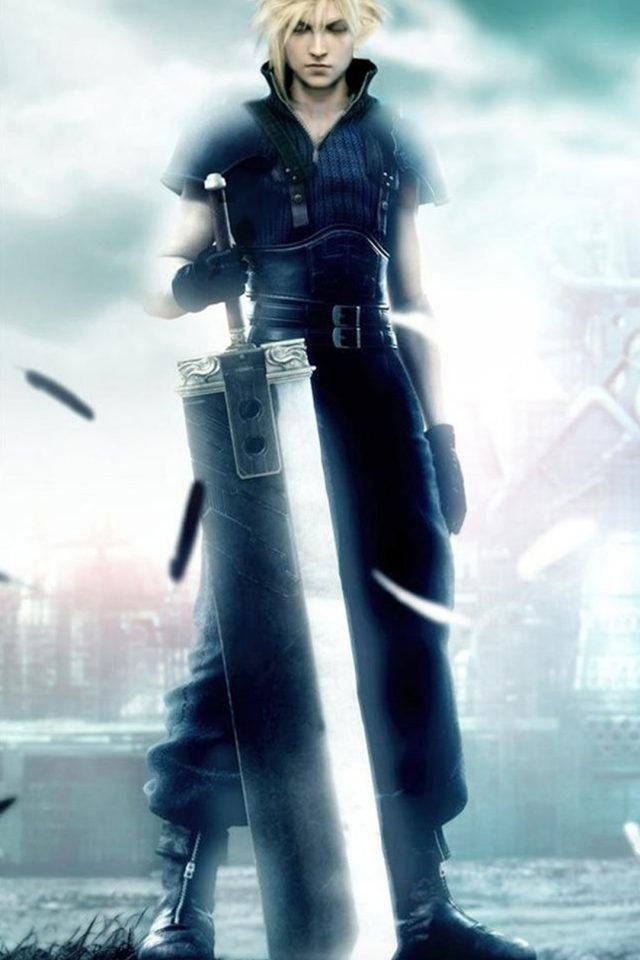 Final Fantasy 7 - Cloud Strife Android wallpaper