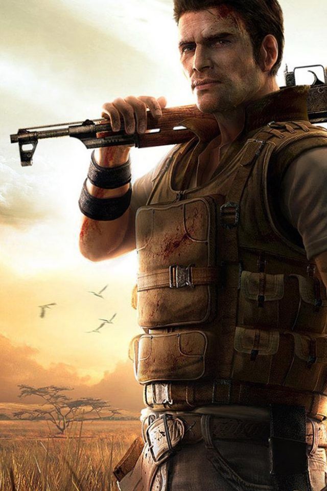 Game Soldier Android wallpaper