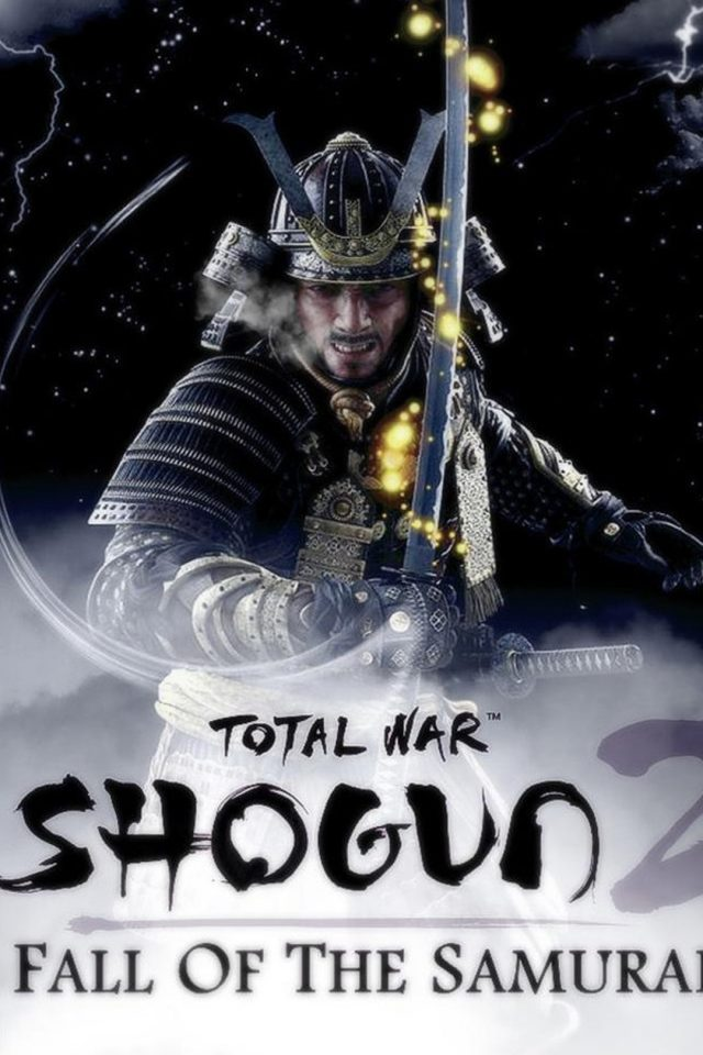 Total War Shogun Android wallpaper