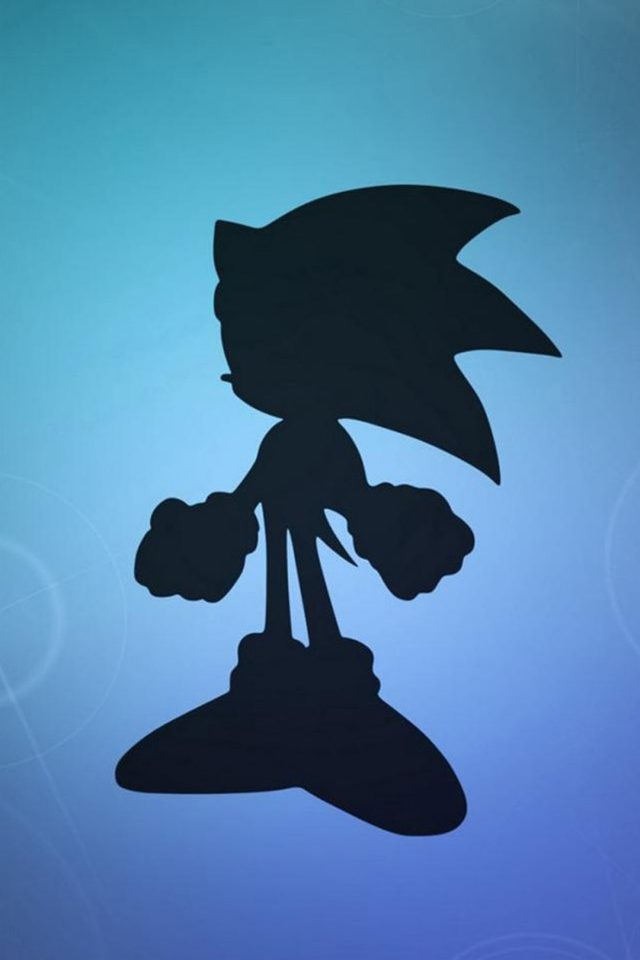 Sonic Android wallpaper