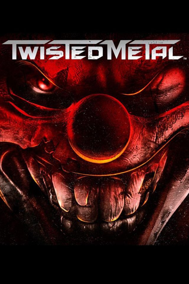 Twisted Metal Android wallpaper