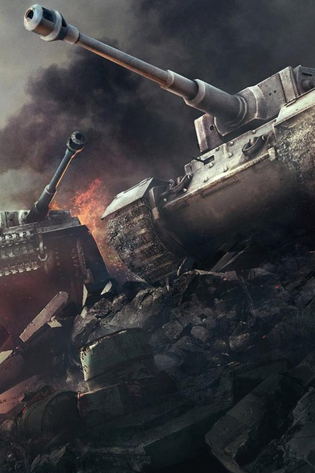 World of Tanks Android wallpaper