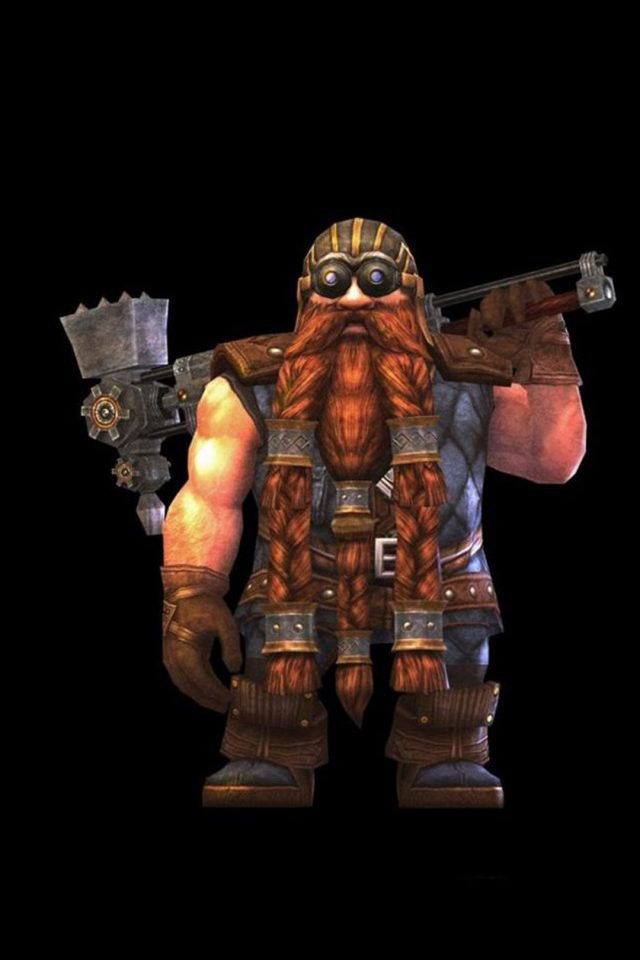 Warhammer Online Dwarf Engineer Android wallpaper