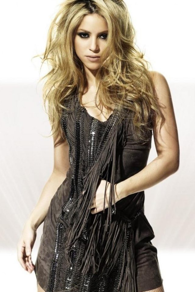 Shakira Android wallpaper
