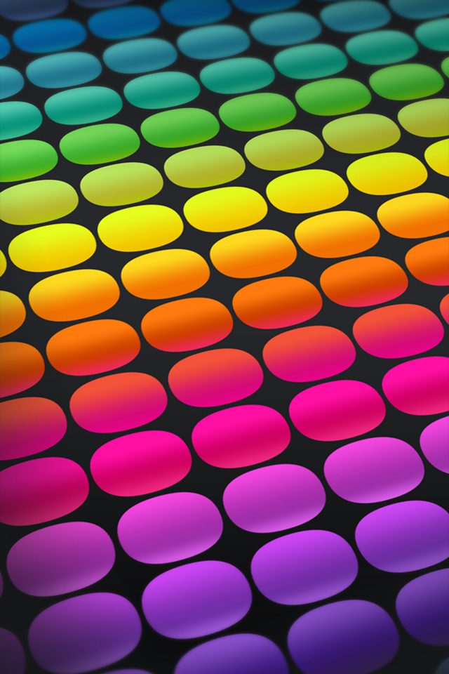colored-dots Android wallpaper