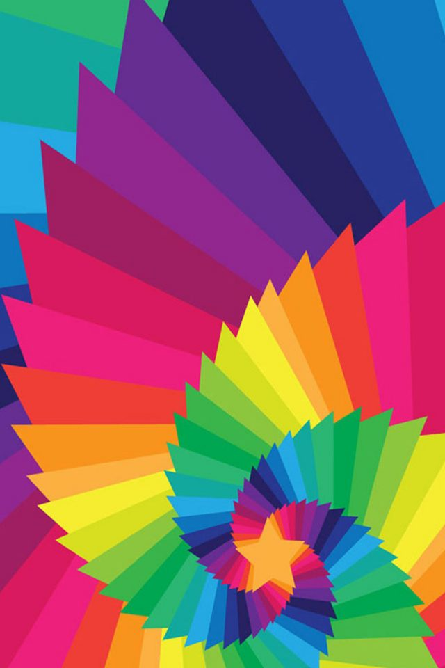 Colorful 125 Android wallpaper