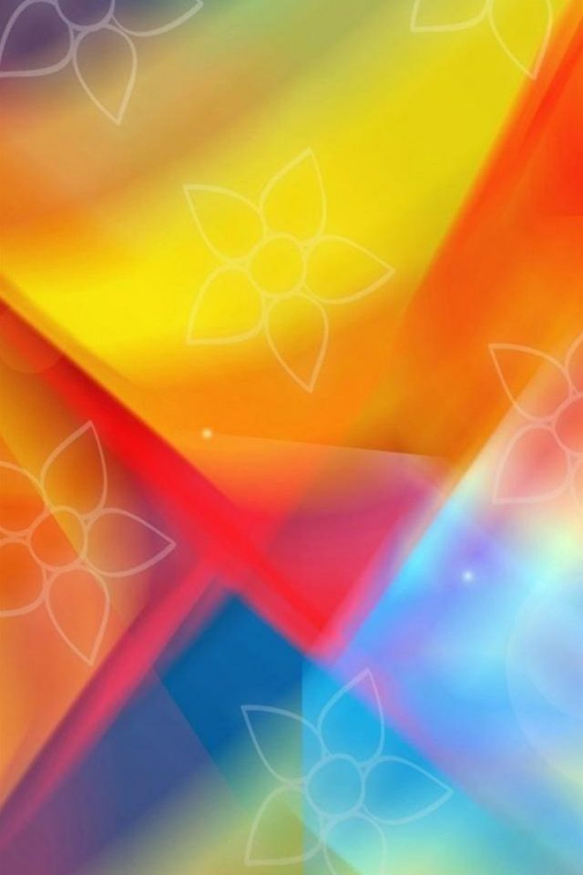 Colorful 234 Android wallpaper