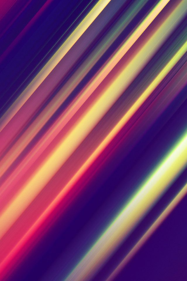 Colorful TV Stripes Android wallpaper