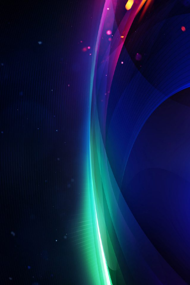Colorful 369 Android wallpaper