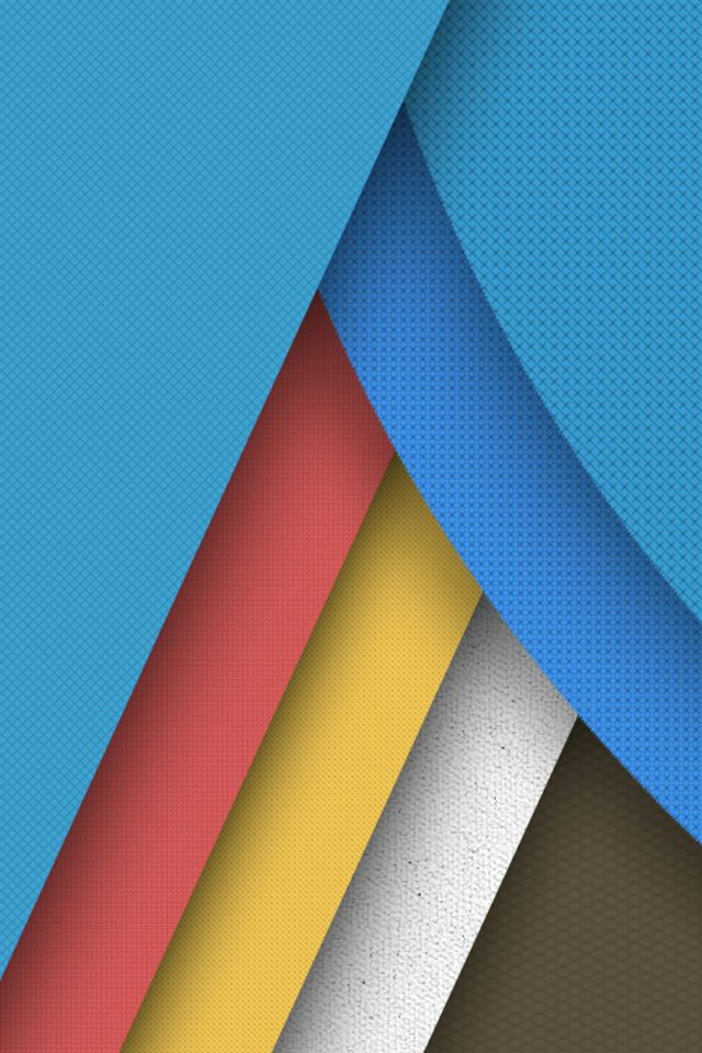 Creative Geometry Android wallpaper