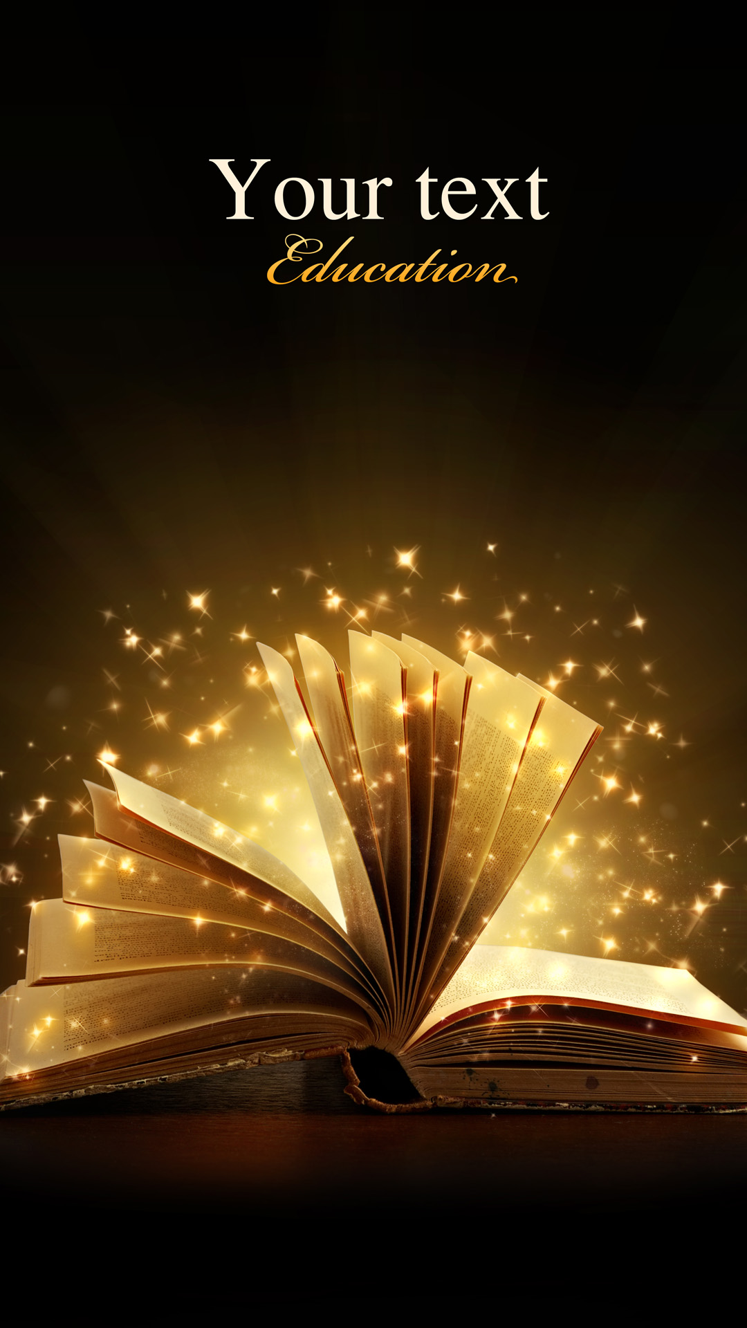 creative magic books android wallpaper - android hd wallpapers