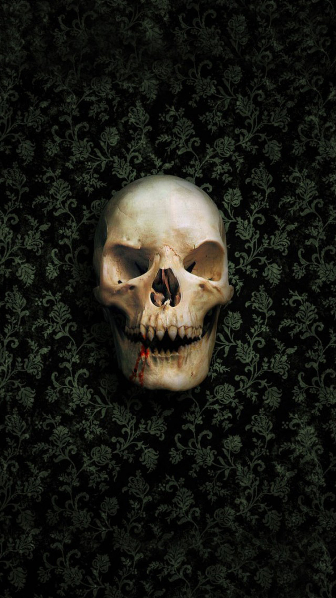 skull android wallpaper - android hd wallpapers