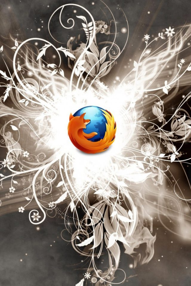 Firefox Logo Android wallpaper