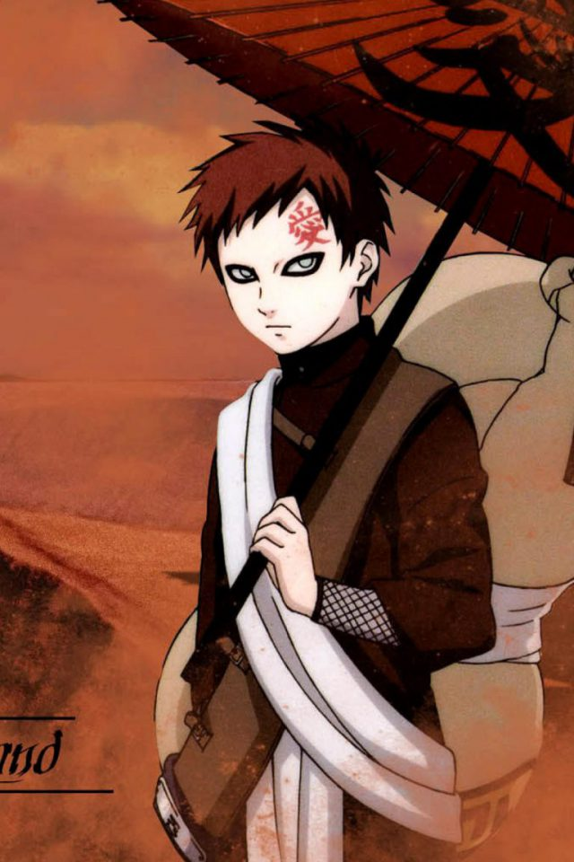 Gaara 2 Android wallpaper