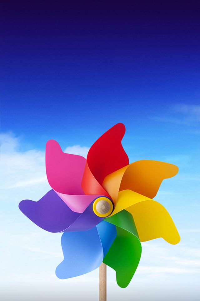 great-color-windmill Android wallpaper