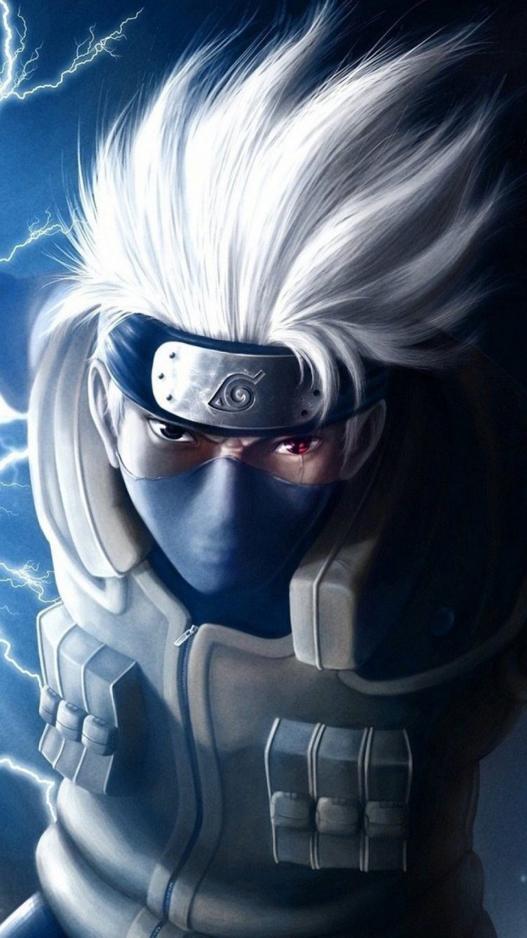 Kakashi Android wallpaper