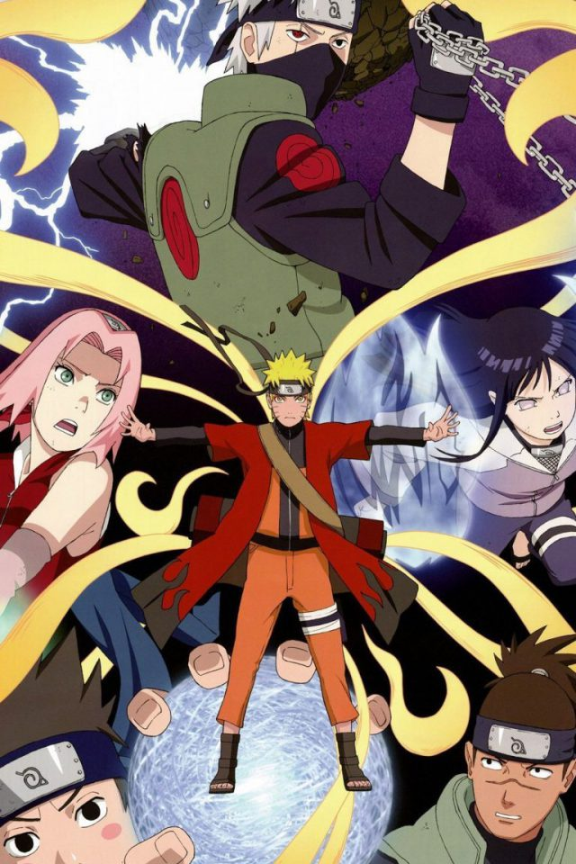 Naruto Team Android wallpaper