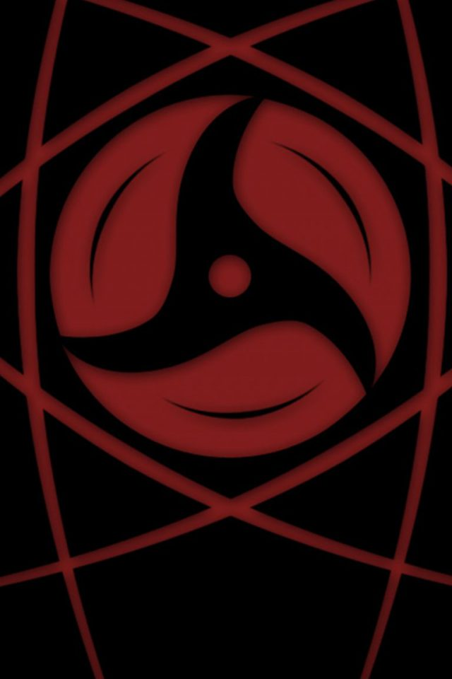 Sharingan Android wallpaper