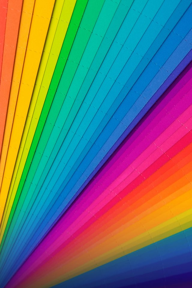 Very Colorful Android wallpaper