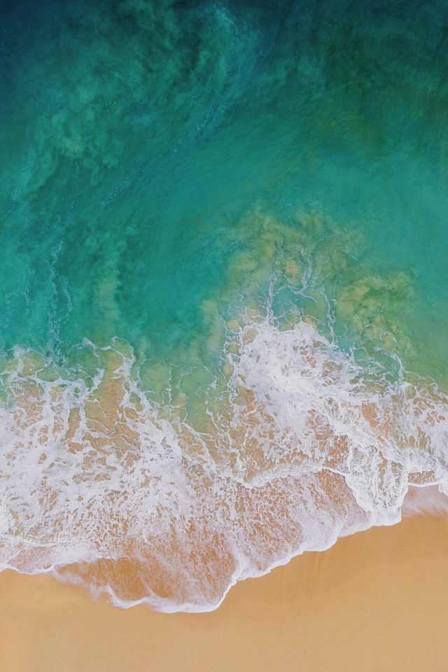 IOS 11 Official Android wallpaper