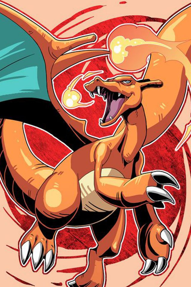 Charmander Go Pokemon Android wallpaper